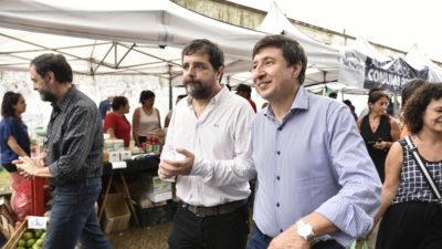 San Martín / Arroyo y Moreira presentaron la tarjeta alimentar que serán más de 11 mil en el distrito ¡Enterate como obtenerlas!