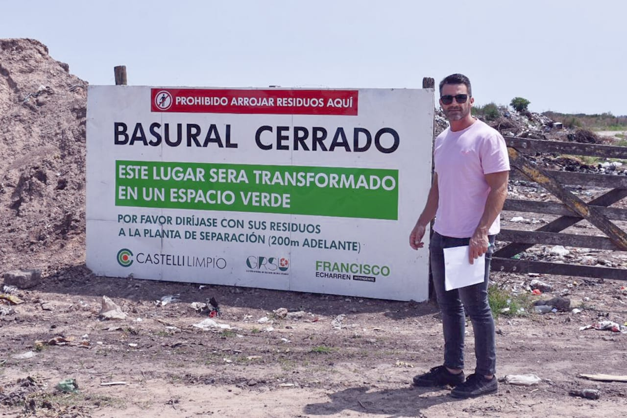Castelli / La Planta de tratamiento de residuos trabaja con cantidades récords de desechos recuperados