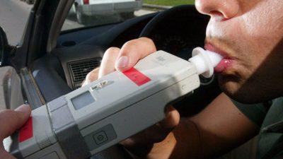 Operativo Sol 2020: cuántos test de alcoholemia dieron positivos en los controles de tránsito en la Costa