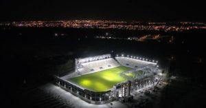 La Copa Argentina se jugará por primera vez en Estadio de San Nicolás