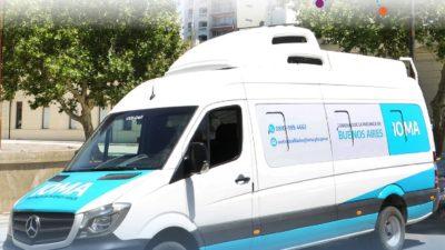 IOMA lanza UNIR, nuevas unidades móviles para dar respuesta a los afiliados