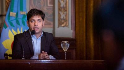Deuda en dólares de la Provincia: Kicillof dio 10 días más para que respondan los bonistas