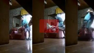 Video: denuncian a un acompañante terapeútico por maltratar a un joven discapacitado en Navarro