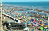 Por primera vez, Monte Hermoso tiene más turistas de otras provincias que de Bahía Blanca