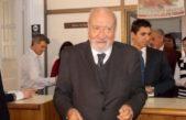 Falleció el ministro de la corte bonaerense, Héctor Negri y Axel Kicillof envío sus condolencias
