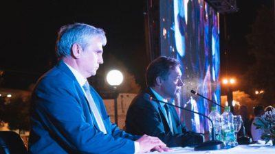 """Salliqueló: """"Prometimos achicar el gasto político y cumplimos"""", aseguró el intendente Juan Miguel Nosetti"""
