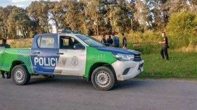 Horror en Pilar: fue descubierto mientras tiraba una bolsa con restos de una mujer y se suicidó con un cuchillo