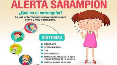 Desde el ministerio de Salud de provincia brindan apoyo en Merlo, Moreno y La Matanza en la lucha contra el Sarampión