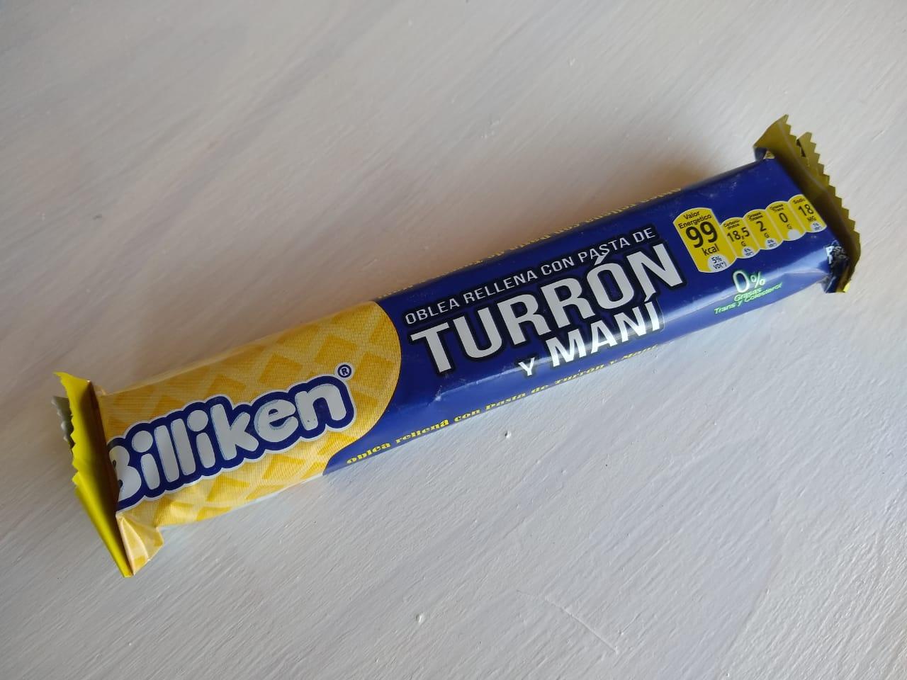 Billiken se lanzó a competir en el mercado del turrón de maní con un precio imbatible