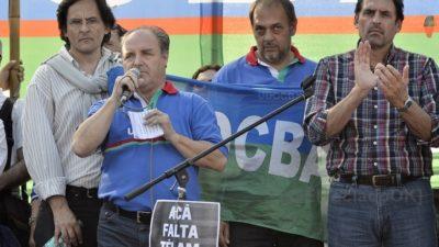 """""""Sería importante que los docentes también cobren el adelanto de 4 mil pesos"""",  aseguró Miguel Díaz de UDOCBA"""