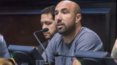 """César Valicenti: """"El eje de nuestro gobierno es volver a poner en marcha el aparato productivo de la Provincia"""""""