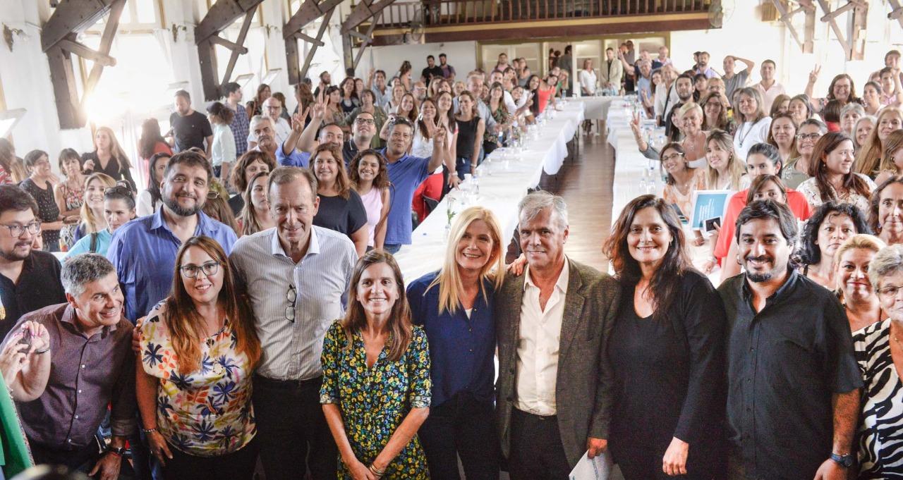 Magario y Raverta dieron inicio a Consejo Provincial de Niñez y Adolescencia