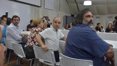 """La paritaria docente puso primera: """"Fue en un clima de armonía"""", aseguró Miguel Díaz"""