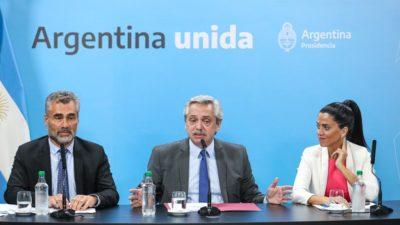 Alberto Fernández lanzó un programa con 170 medicamentos gratuitos para los jubilados de PAMI