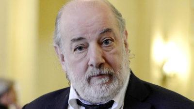 Último momento: Falleció el Juez federal Claudio Bonadío