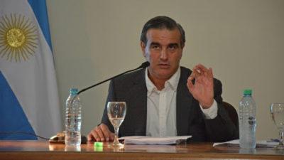 Paco Durañona estará al frente de la Comisión Bicamental para controlar las emergencias en la provincia