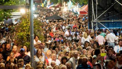 Carlos Casares celebra la Fiesta del Girasol y Mechongué la del Agricultor