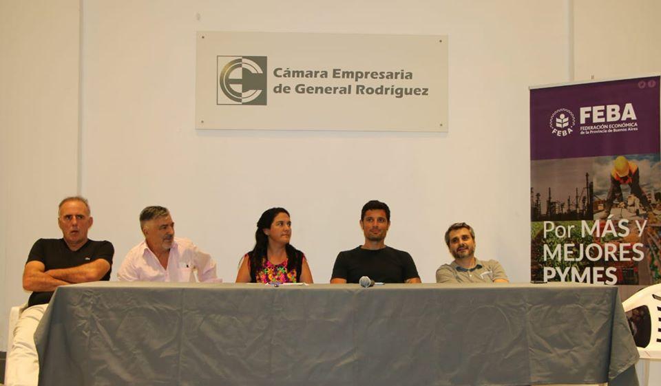 General Rodríguez advirtió que podría quitar la habilitación a comercios que cobren recargo a la Tarjeta AlimentAR