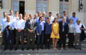 Kicillof con los intendentes de la tercera avanzan en el diseño de políticas públicas en seguridad, salud, educación y obra pública
