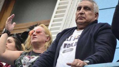 """Otorgaron la prisión domiciliaria a """"El Pata"""" Medina: tendrá tobillera electrónica y no podrá hacer actividades gremiales"""