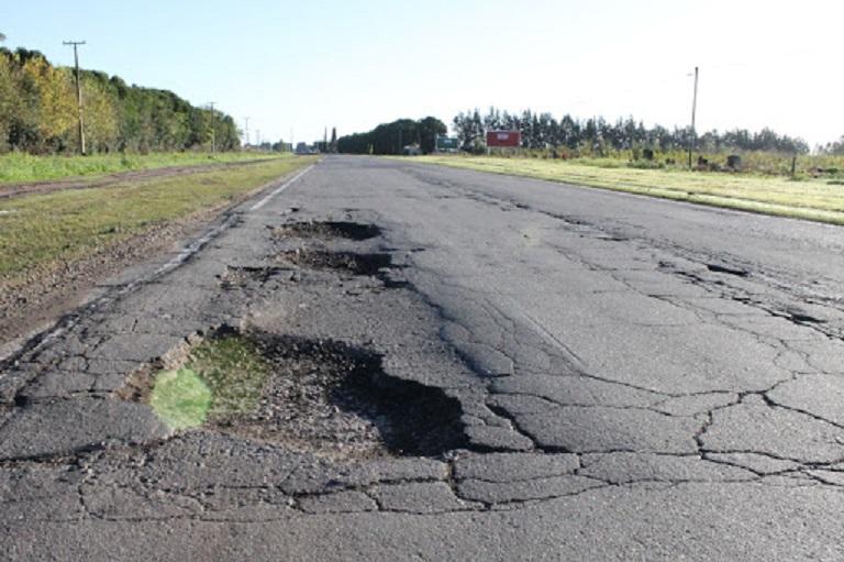 Luego de la tragedia de la maestra y su hija, Vialidad Nacional anunció obras urgentes en la Ruta 33