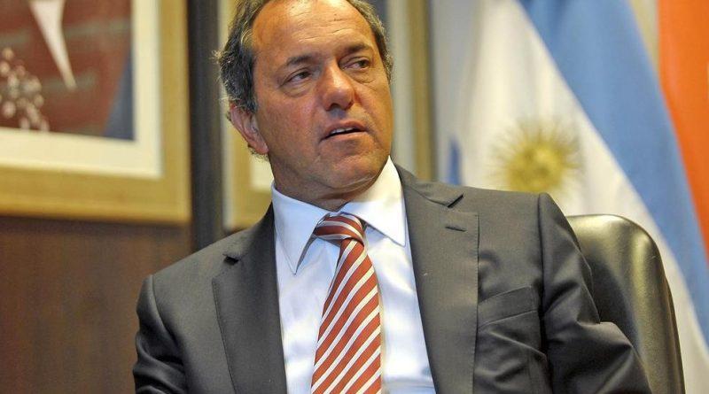 Daniel Scioli busca destrabar las exportaciones de miel, uva y harina argentina a Brasil