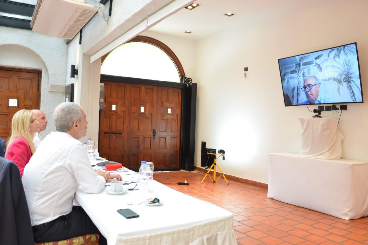 Alak y Magario analizaron junto a la Suprema Corte la crisis carcelaria en el marco de la pandemia