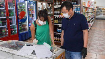 """San Fernando clausuró tres """"grandes comercios"""" por pasarse de vivos con los precios"""