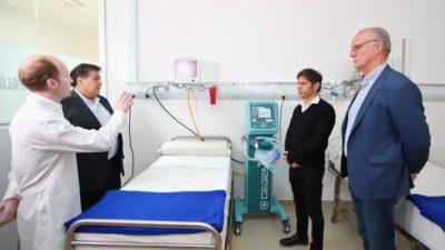 Los hospitales funcionarán con dos ingresos separados: uno para síntomas de coronavirus y otro para el resto