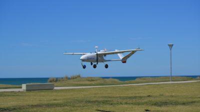 Miramar pone Drones en el cielo para controlar que se cumpla la cuarentena