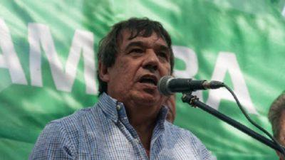 """El """"Cholo"""" García exigió a los intendentes condiciones mínimas de seguridad e higiene para todos los municipales"""