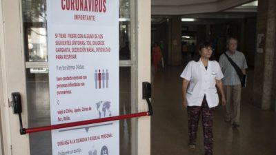 La Matanza / Se aplica el protocolo de atención por coronavirus en todos sus hospitales