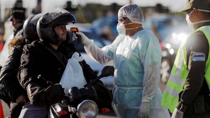 Se confirman 41 nuevos casos de Coronavirus en Argentina y la suma se eleva a 266 infectados