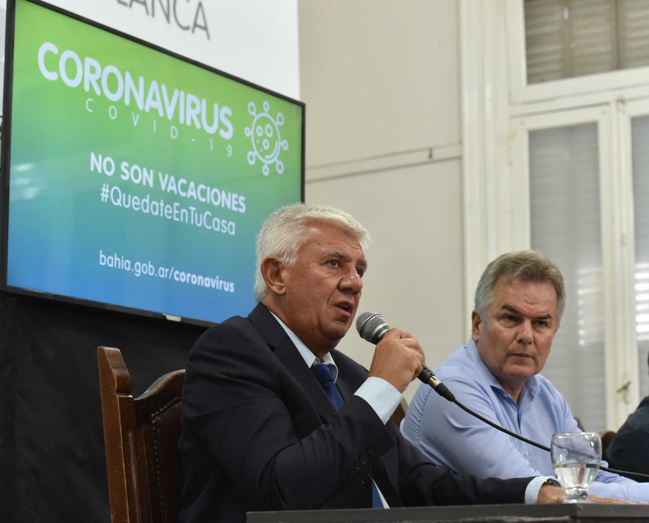 """El intendente de Monte Hermoso, Alejandro Dichiara: """"Esto no son vacaciones, nos tenemos que cuidar entre todos"""""""