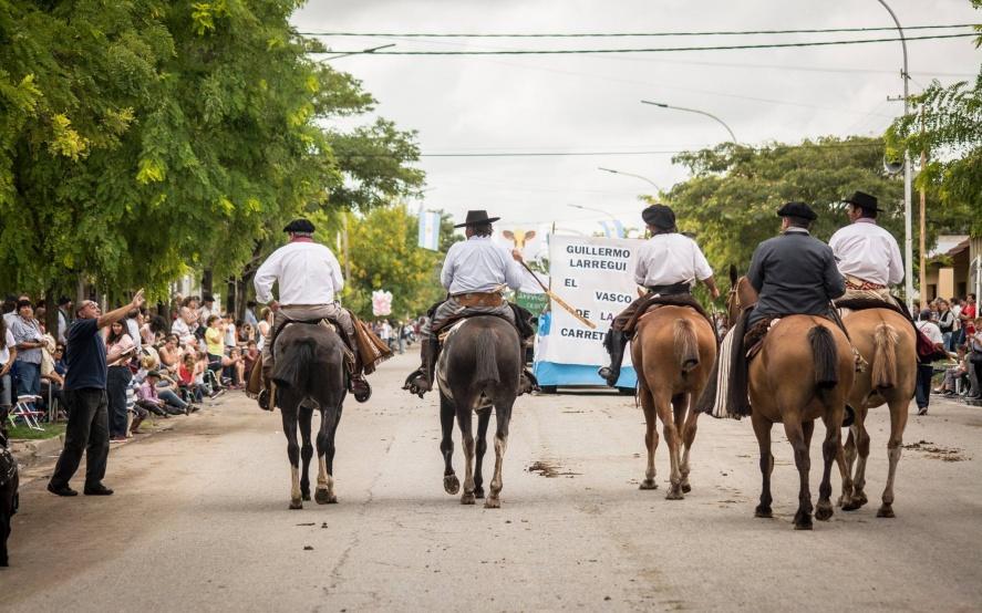 Culpa del coronavirus se suspendió la Fiesta del Ternero en Ayacucho