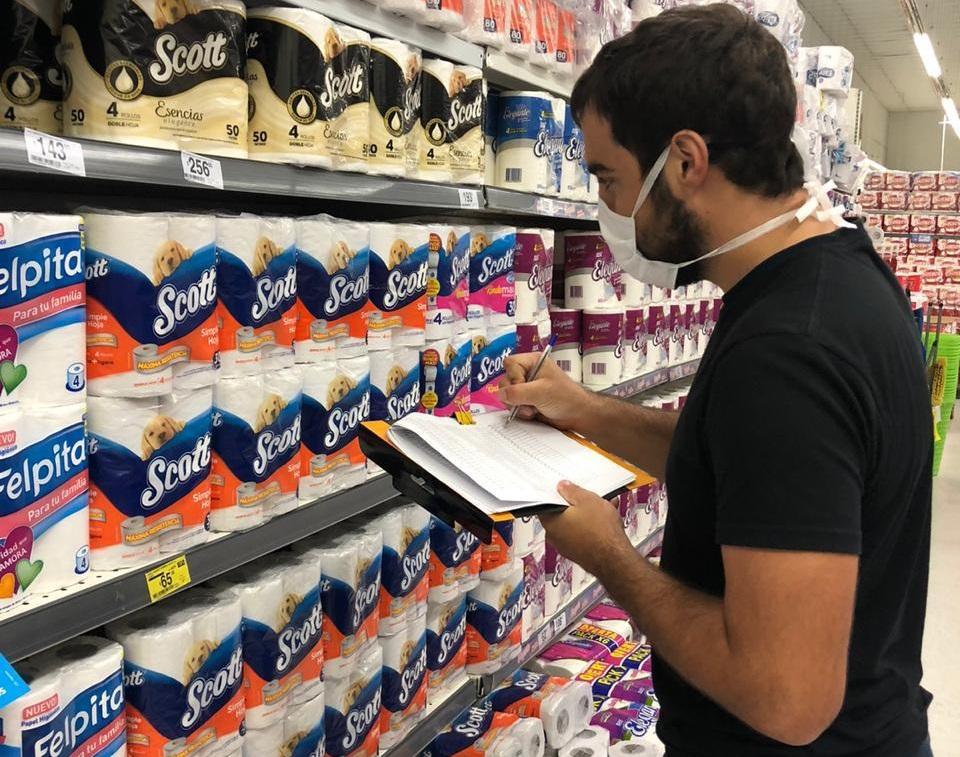 """Increíble: En medio de la emergencia sanitaria, el gobierno provincial inspecciona a supermercados y comercios que """"se pasan de vivos"""""""