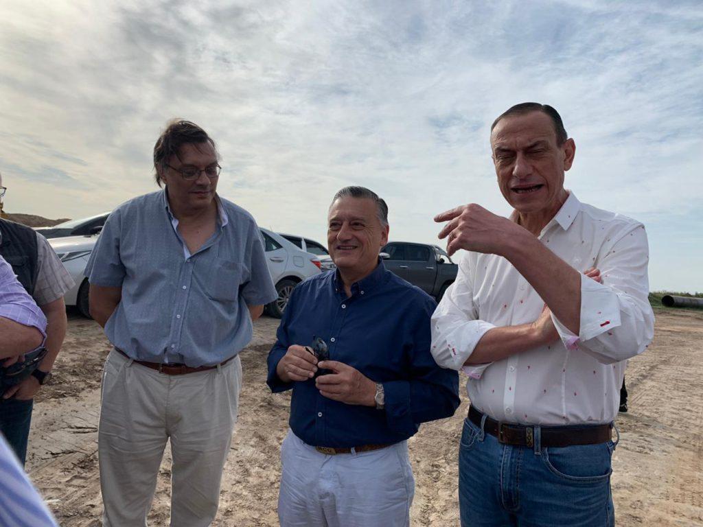 El intendente de Las Flores contó que Vialidad Nacional estudia avanzar con la Autovía en Ruta 3 con fondos propios