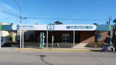 Falleció una mujer de San Andrés de Giles por coronavirus