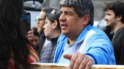 """Pablo Moyano: """"Les pedimos a los intendentes que ayuden a los camioneros, no que los echen"""""""