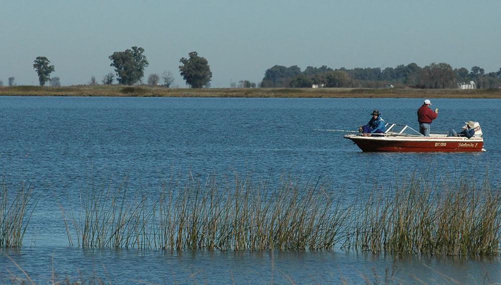 No son vacaciones y tampoco días de pesca: muchas lagunas cierran hasta abril por el coronavirus