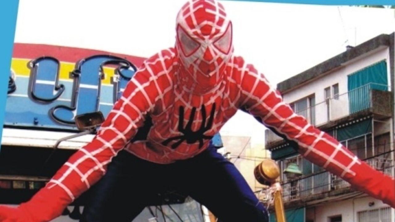 """Le dieron el alta al Spiderman de San Bernardo y dijo que la """"Mafia de la Costa"""" tiene """"banca en el municipio"""""""