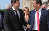 El intendente del Partido de La Costa, Cristian Cardozo abrió las sesiones con eje en el turismo, la familia y la niñez