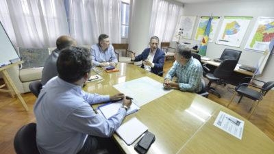 Gray y Jelinsky analizaron las obras hídricas para el municipio de Esteban Echeverría