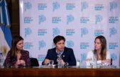 Kicillof triplicó la inversión en el Sistema Alimentario Escolar: durante la cuarentena entregan dos bolsones por mes