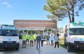 Bolívar: Pisano presentó dos nuevas unidades de terapia intensiva 0km