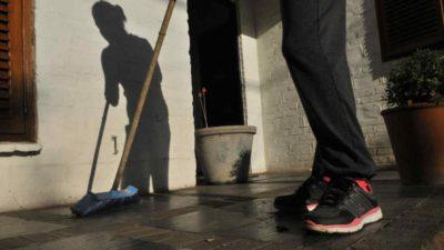 En la Provincia, el 71% de las trabajadoras de casas particulares sigue en negro