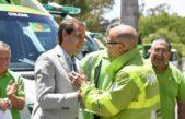 Argentina los aplaude, Julio Garro los despide: echaron a trabajadores de la salud en La Plata