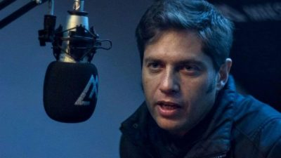 Axel Kicillof tendrá su propio programa en Radio Provincia