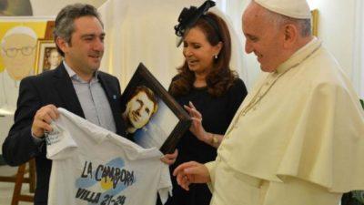 Último Momento: Andrés Larroque será el reemplazante de Raverta en Provincia