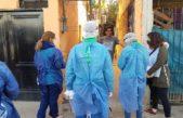 Salud de provincia recorrió barrios en Quilmes y Lanús buscando detectar casos de Coronavirus